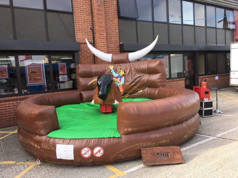 rodeo bull hire kent, London, Essex