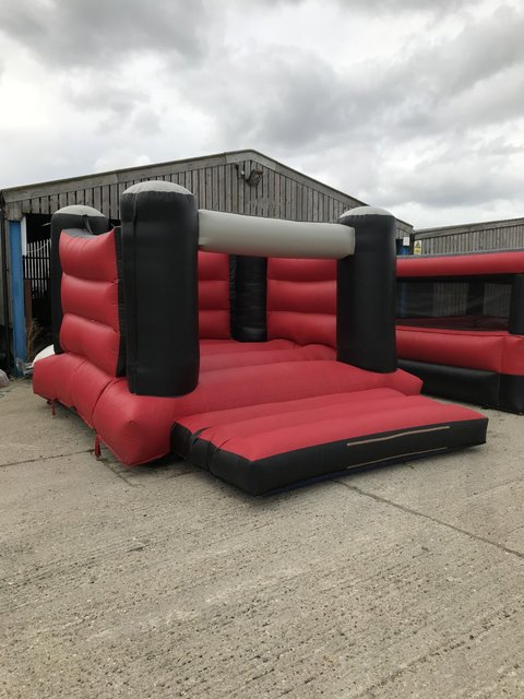 small low level bouncy castle hire in kent
