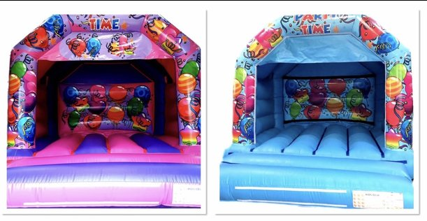 bouncy castle hire Whitstable, Canterbury, Herne bay, Faversham