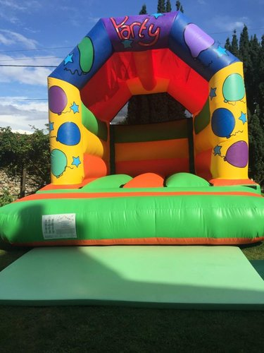 Party Castle 1 bouncy castle hire 1